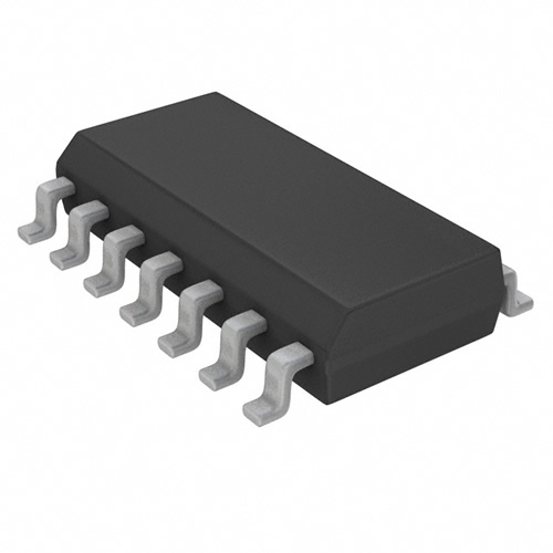 MM74HC86MX | ON Semiconductor / Fairchild