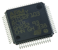 RSComponents - STM32F103RCT6