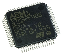 RSComponents - STM32F405RGT6