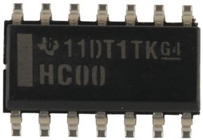 Texas Instruments SN74HC00DR | Element14