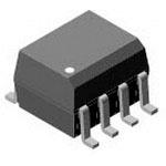 Vishay ild217t optocoupler, phototransistor output, dual.